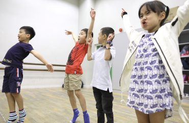 Let's Speak Up! Junior Presentation Workshop Class (Age 5-8) (Conducted in English)