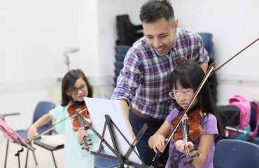 Introduction to Violin (Age 5 – 7) Class A