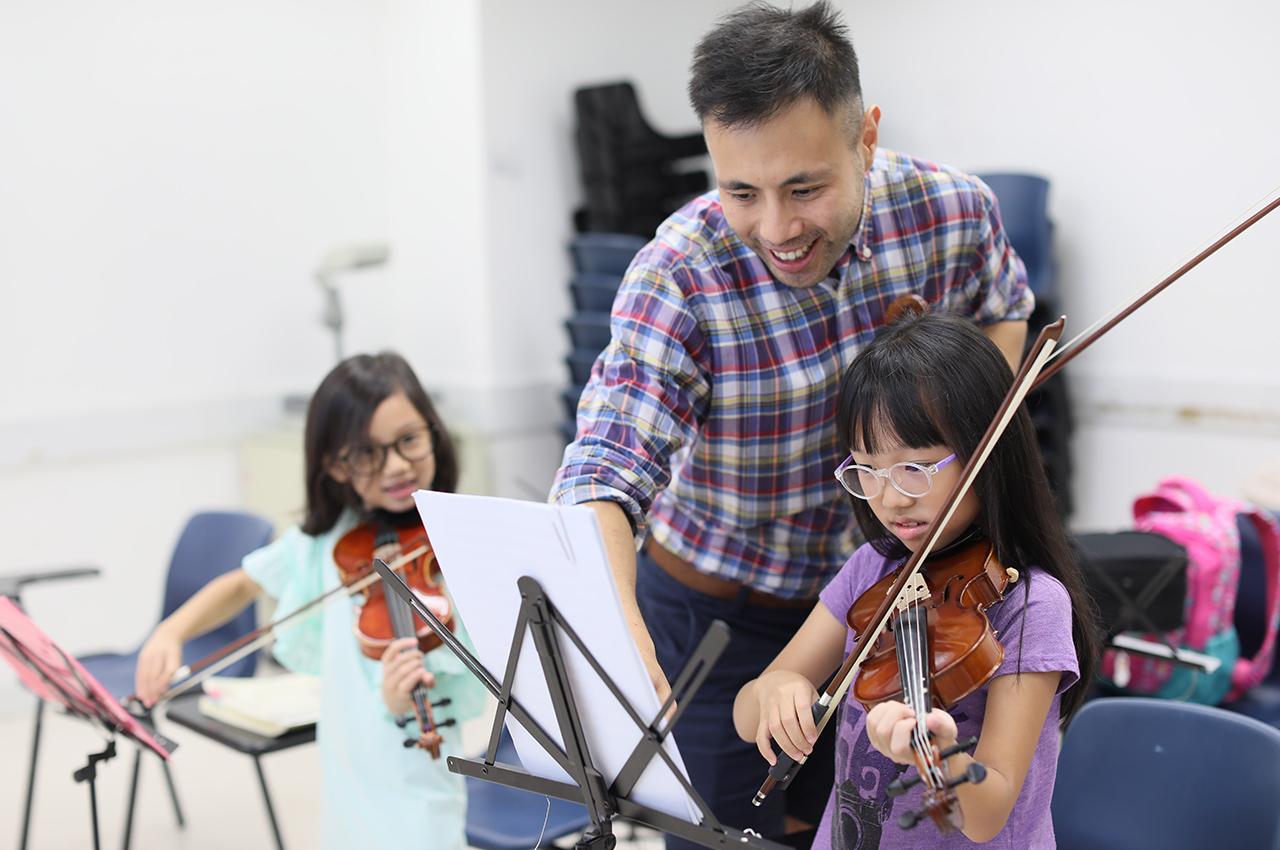 Course-violin