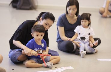 [Parent-Child] Music Enlightenment Course for Young Children –Sing! Dance! Play!  (Age 2 – below 3) A
