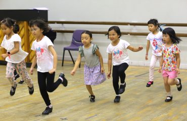 Elementary Tap for Children (Age 5-8)