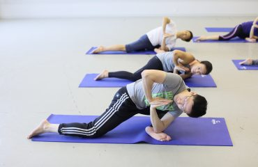 Intermediate Yoga and Stretch