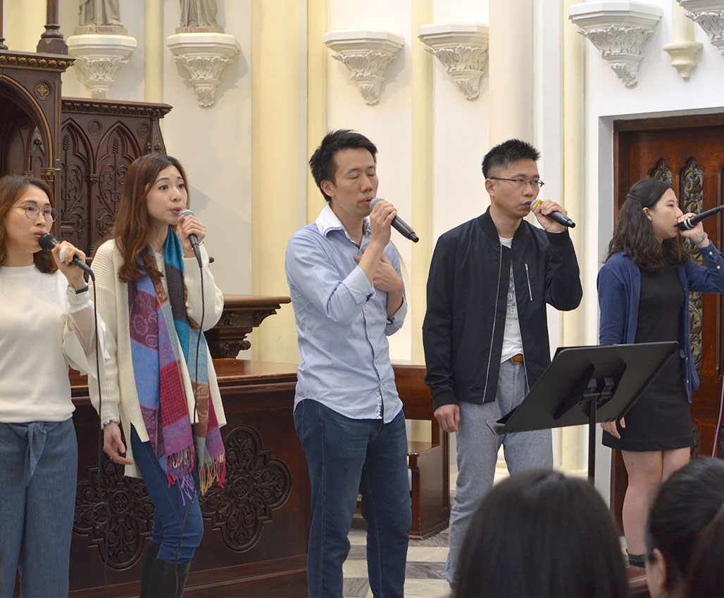 An A Cappella & Human Beatboxing Workshop