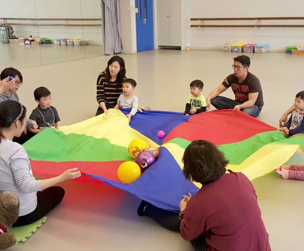 MusicUmbrella Christmas Camp (Age 4-6)
