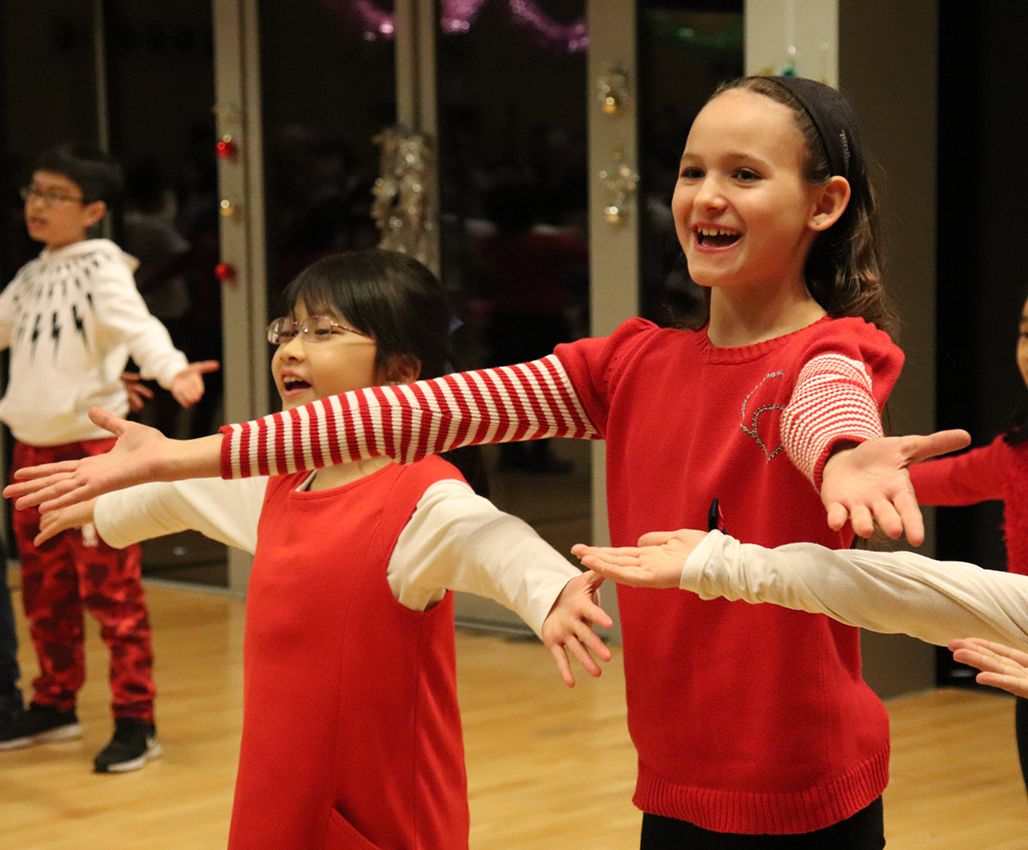 Musical Theatre Dance and Singing for Children Weekly Class (Age 5-10) (Conducted in English)