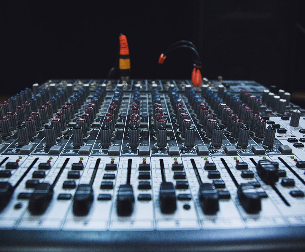 音響技術及控制基礎證書課程