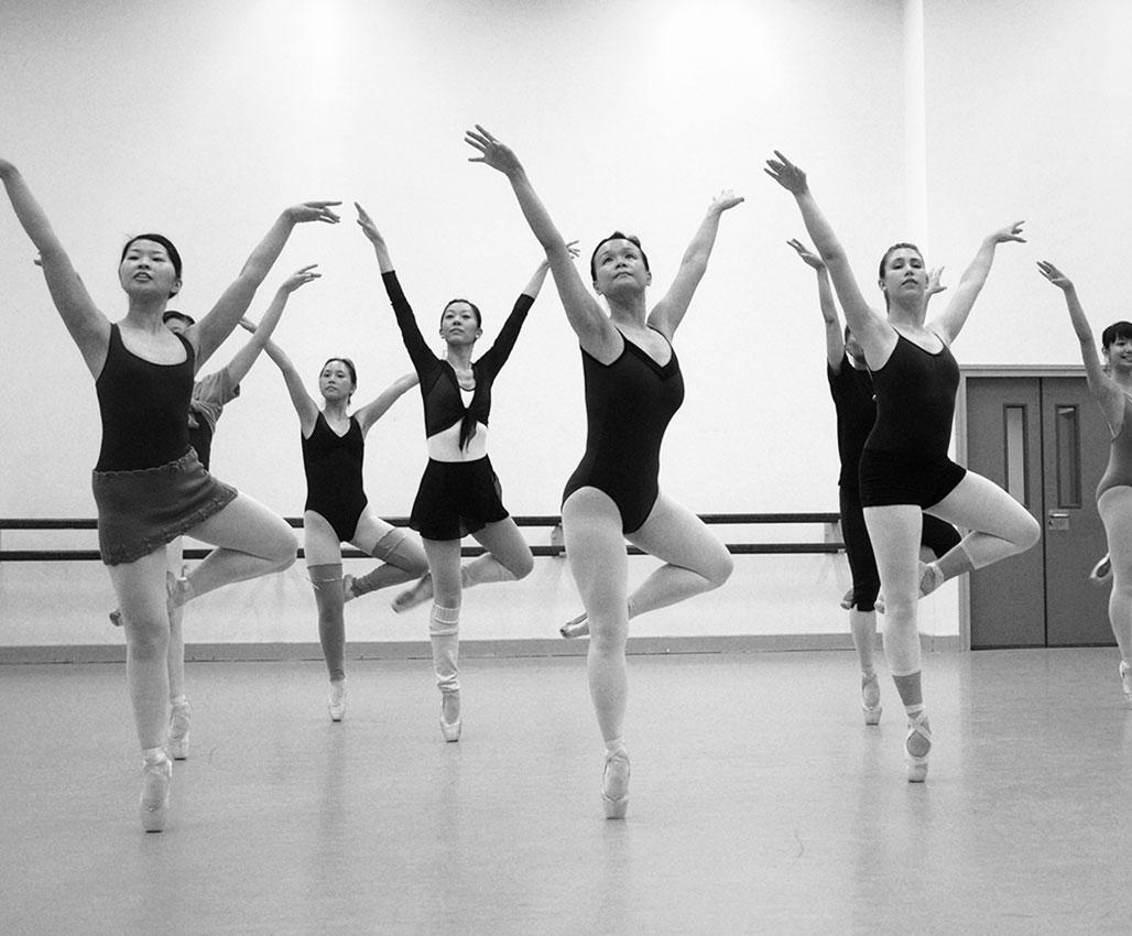 進階芭蕾舞