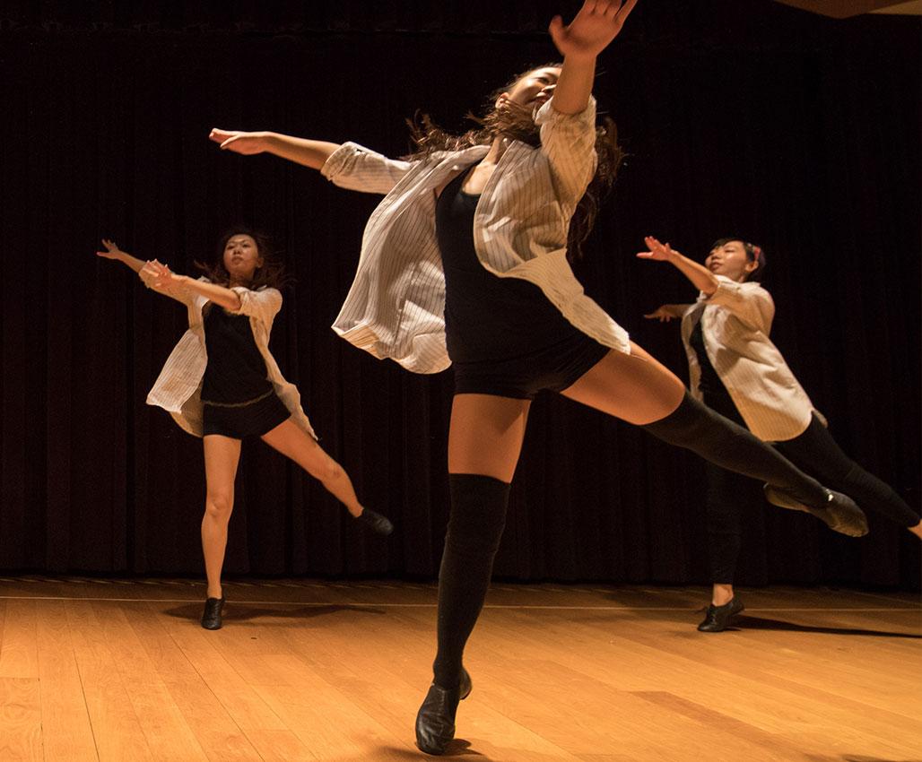 初級爵士舞
