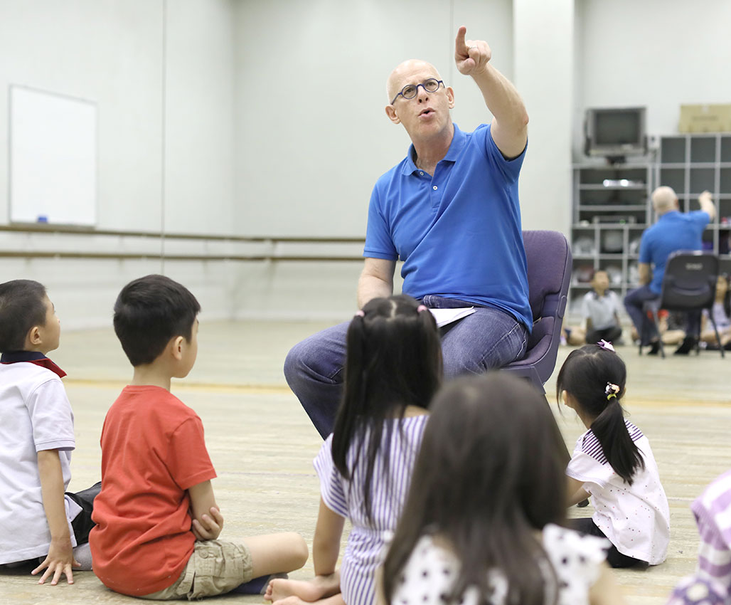 【Special Edition】 – Let's Speak Up! Junior Presentation Workshop  (Age 5-8) (Conducted in English)