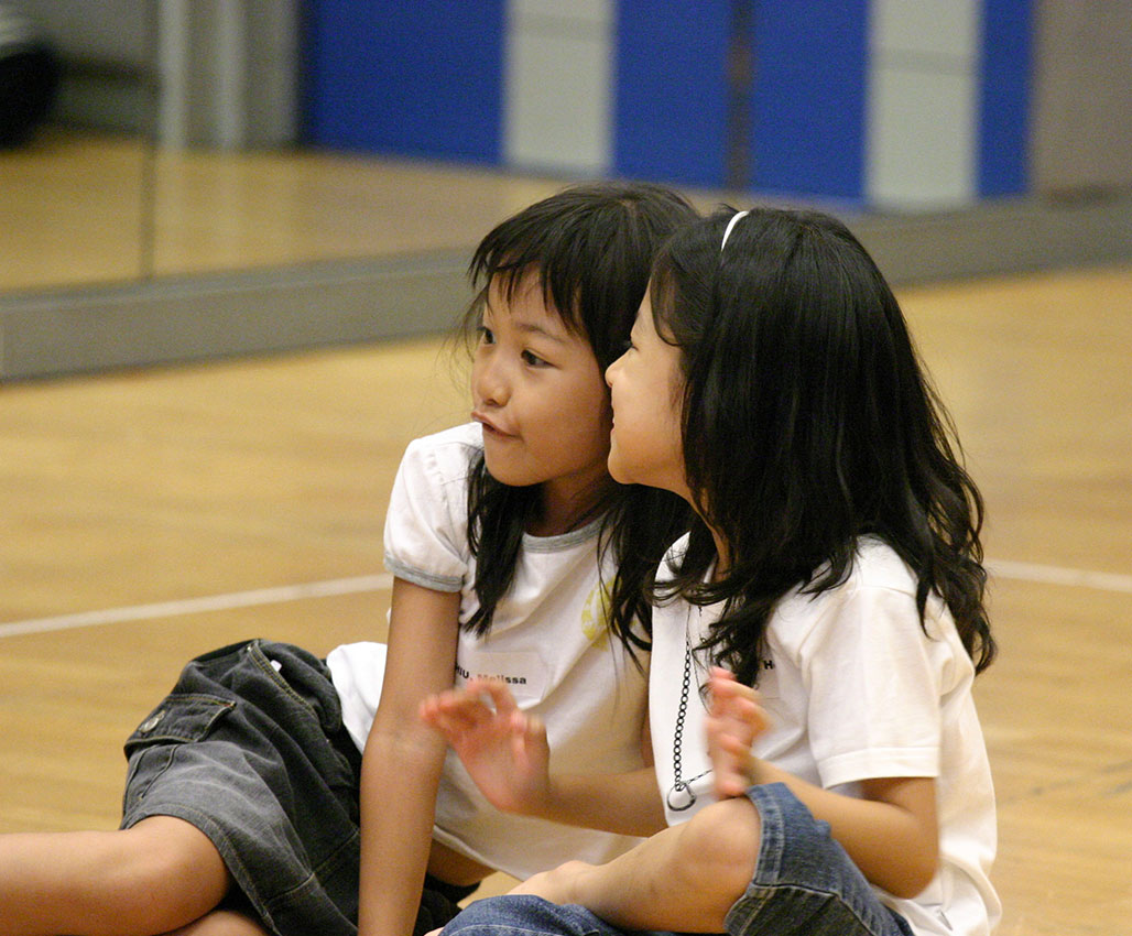 Drama and Speech: Junior Presentation Workshop in Cantonese (Age 4-8)