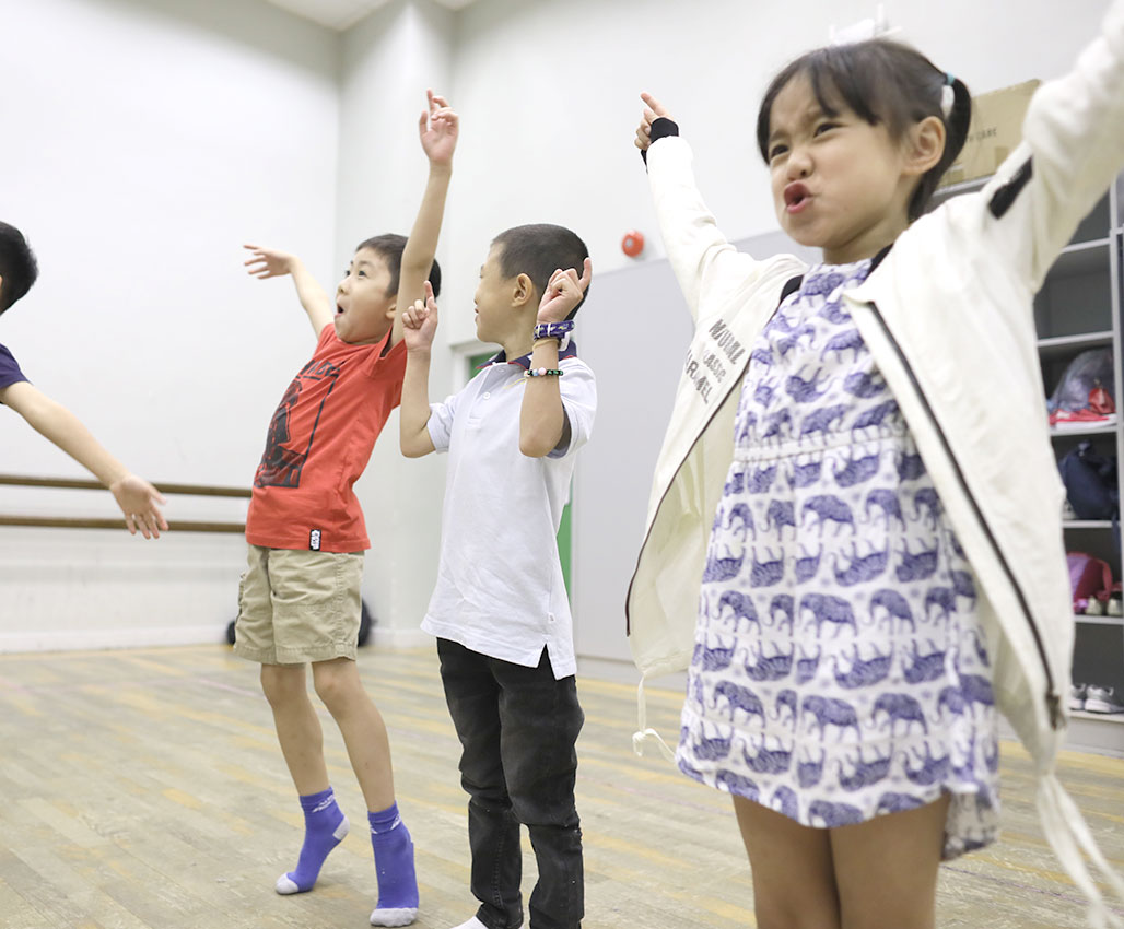 Play Drama! (Age 8-12) (Conducted in English)