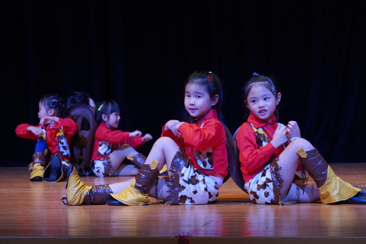 Musical Theatre Dance and Singing for Children Intensive Class B (Bethanie) (Age 5-7) (Conducted in English)