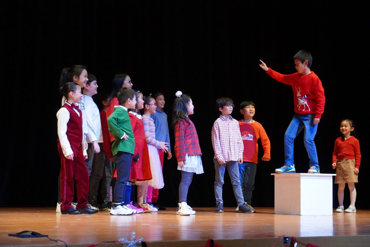 Musical Theatre Dance and Singing for Children Intensive Class (Age 5-10) (Conducted in English)