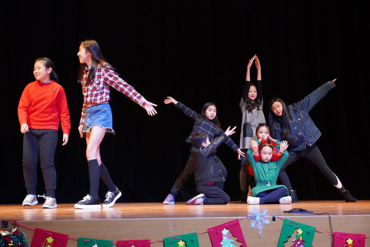 Musical Theatre Dance and Singing for Children Weekly Class A(Age 5-7) (Conducted in English)