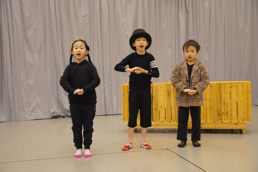 Musical Theatre Dance and Singing for Children Intensive Class A (Bethanie) (Age 5-7) (Conducted in English)