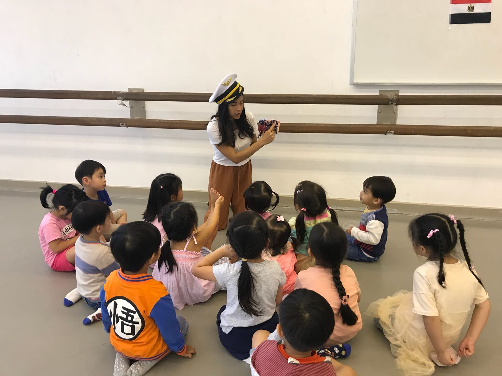 Drama Combo Camp A (Age 3-5) (Conducted in English) (Bethanie)