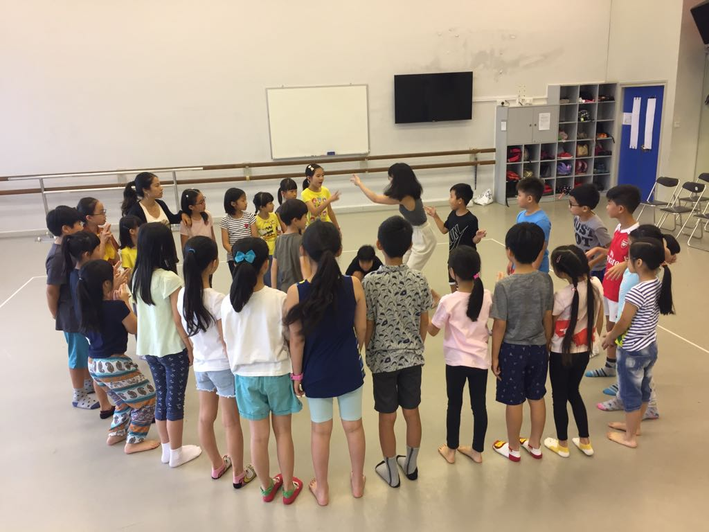 Drama Combo Camp B (Age 5-7) (Conducted in English) (Bethanie)