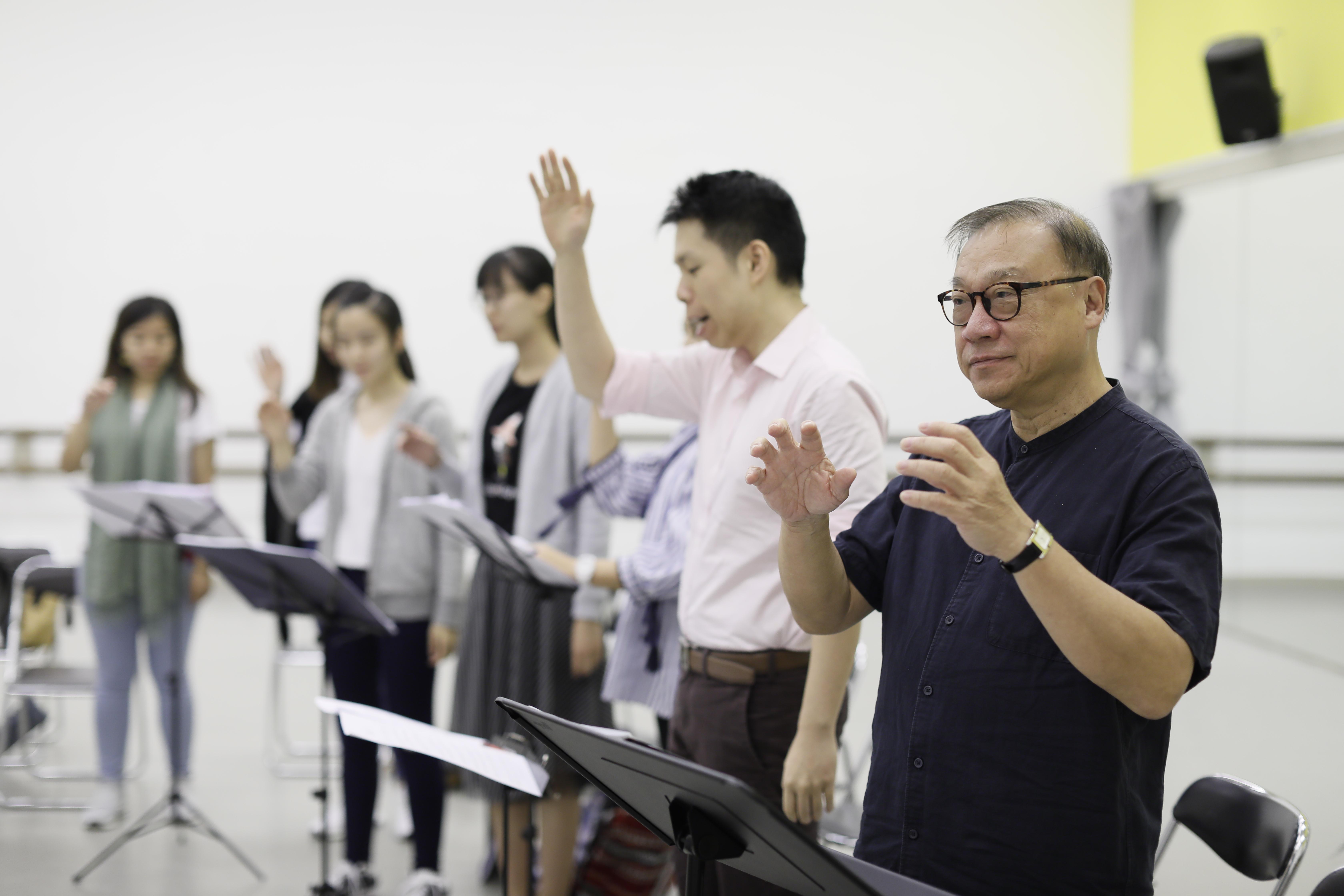 合唱指揮及排練證書課程