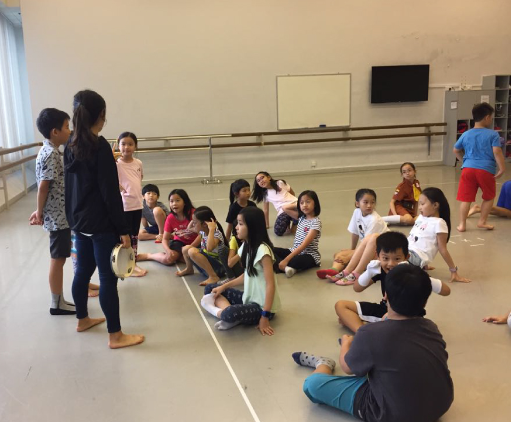 Acting Shakespeare in Elizabethan English (Age 8-12)